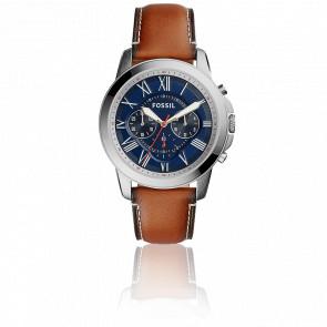 Reloj Fossil Grant Chronographe FS5210