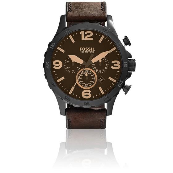Reloj Fossil hombre modelo Nate con Chronographe - Ocarat f986d0b365bc