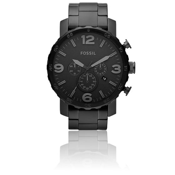 e5d6b158a2f5 Reloj hombre Fossil modelo Nate Chronographe JR1401 - Ocarat