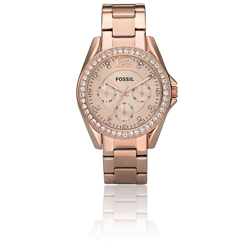 f77d21b4dd7f Reloj mujer Fossil modelo Riley Multifonction ES281 - Ocarat