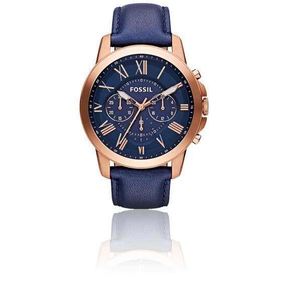 30ff5f2c1f25 Reloj Fossil hombre Grant Chronographe FS4835 - Ocarat