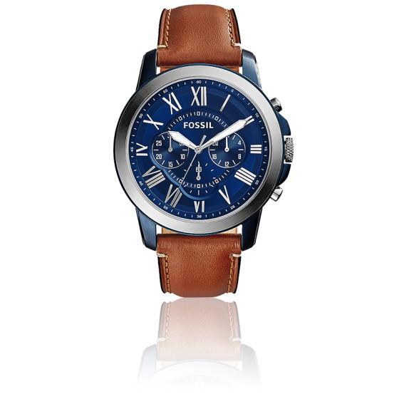 3bff791df71e Reloj hombre Fossil modelo Grant Chronographe FS515 - Ocarat