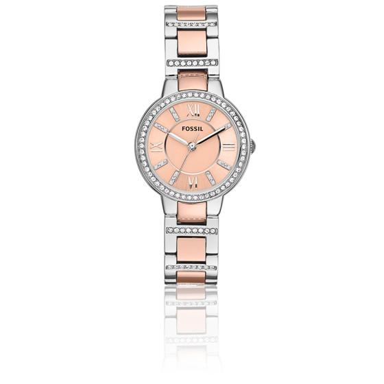 Reloj Fossil mujer de la bonita colección Virginia - Ocarat 40fd35654de5