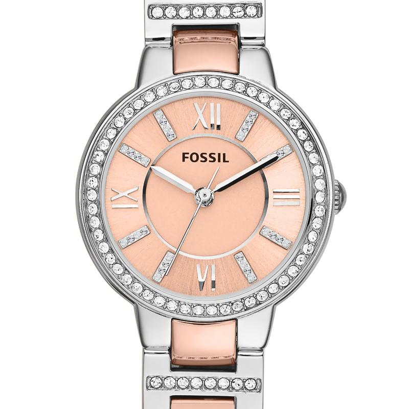 ef8c90407a84 Reloj Fossil mujer de la bonita colección Virginia - Ocarat