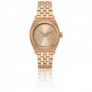 Reloj Nixon Medium Time Teller All Rose Gold  A1130-897