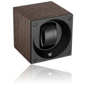 Caja rotativa Single Madera Yate Veneer Dark