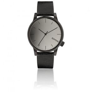 Reloj Winston Mirror Black Black