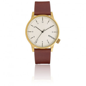 Reloj Winston Regal Chestnut