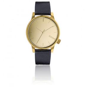 Reloj Winston Mirror Gold Navy