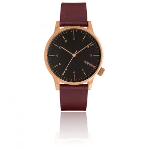Reloj Winston Regal Burgundy