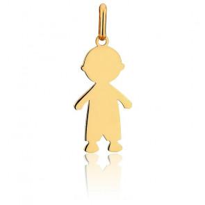 Colgante Niño Oro Amarillo