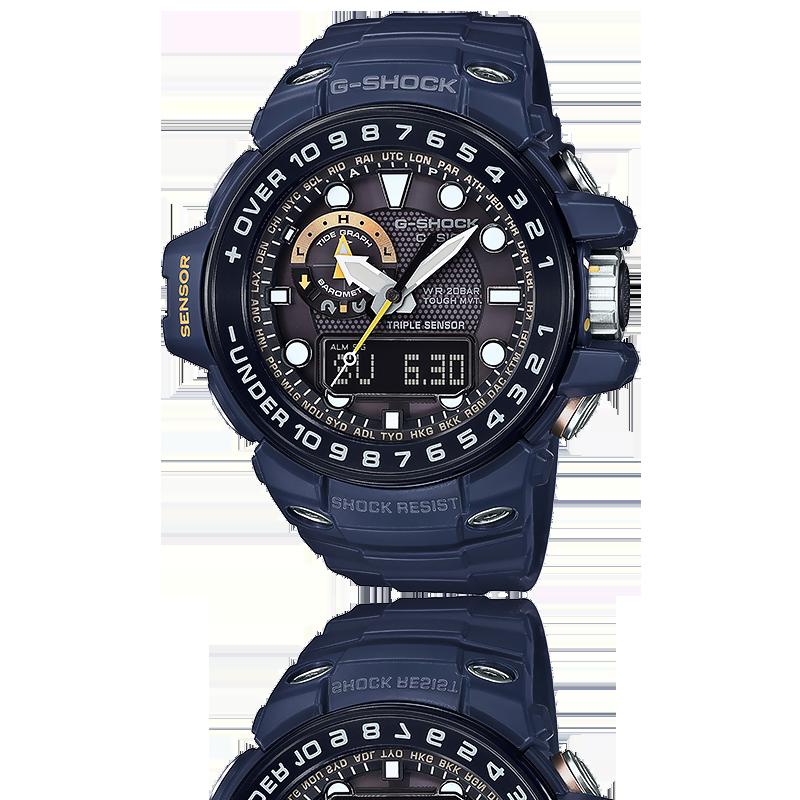 12b7ae89d53a Casio G-Shock Reloj GWN-1000NV-2AER