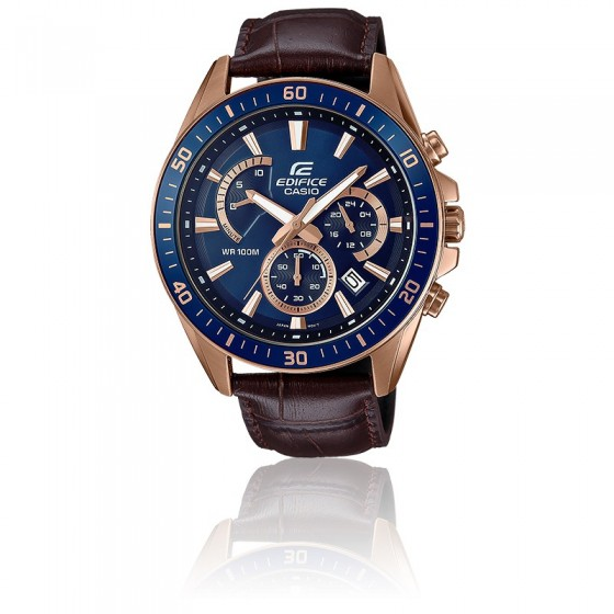 5ac6c4797460 Reloj Casio Edifice EFR-552GL-2AVUEF - Casio - Ocarat