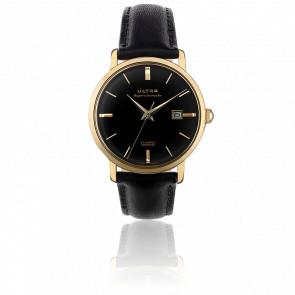 Reloj Superautomatic Negro y Oro