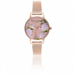 Reloj Dot Design Rose Gold Mesh OB16DD06