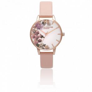 Reloj Enchanted Garden Rose Gold OB16EG56