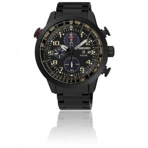 Reloj Prospex Cuarzo Solar Negro SSC419P1