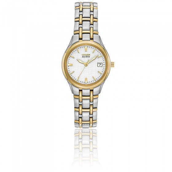 0974a9c83637 Reloj Citizen Eco-drive para mujer EW1264-50A - Ocarat