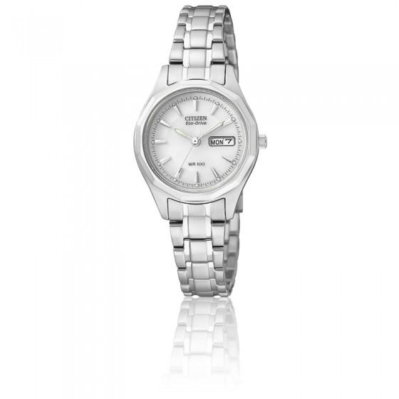 710a2301bb2ec Reloj Citizen Eco-Drive para mujer- EW3140-51AE- - Ocarat