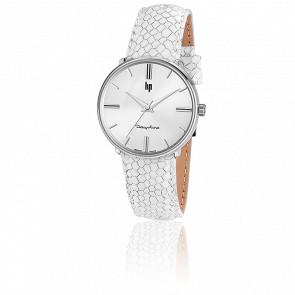 Reloj Dauphine 34 Lagarto Blanco 671291