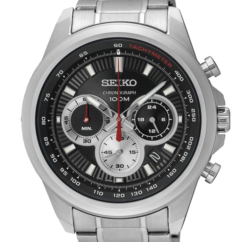 fa7eb3183fd8 Seiko · Reloj Sport Clásico Cronógrafo Cuarzo SSB241P1 · Reloj Sport Clásico  Cronógrafo Cuarzo SSB241P1 ...