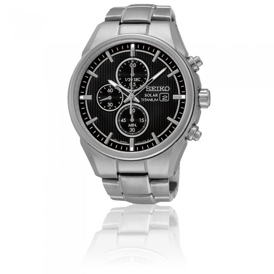 3d47b70b5fe3 Reloj Seiko solar Sport Chrono SSC367P1 - Seiko - Ocarat