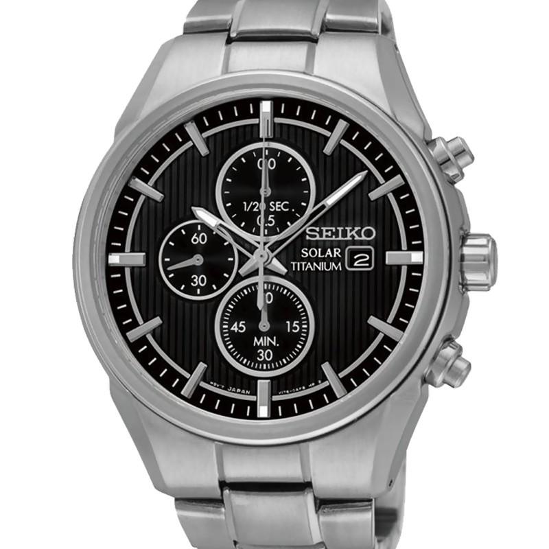 d8f0702903fb Reloj Seiko solar Sport Chrono SSC367P1 - Seiko - Ocarat