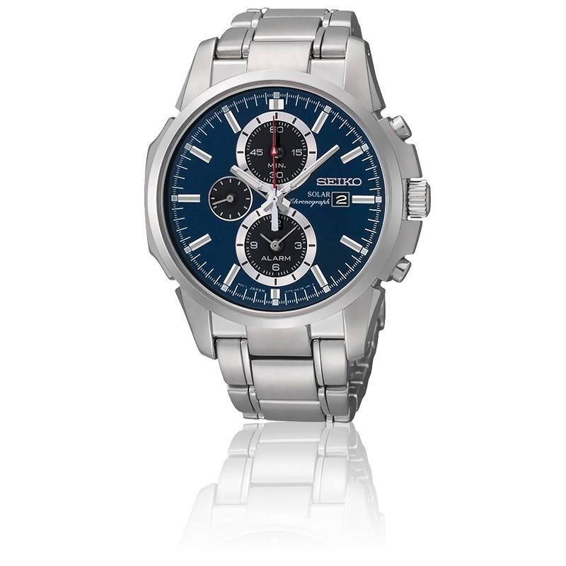 6bde3230a785 Seiko · Reloj cronógrafo para hombre Sport Chronographe SSC085P1 ...