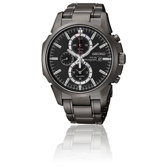 3a83dd24e00f En Stock Reloj Hombre Cuarzo Solar Sport Chronographe SSC095P1