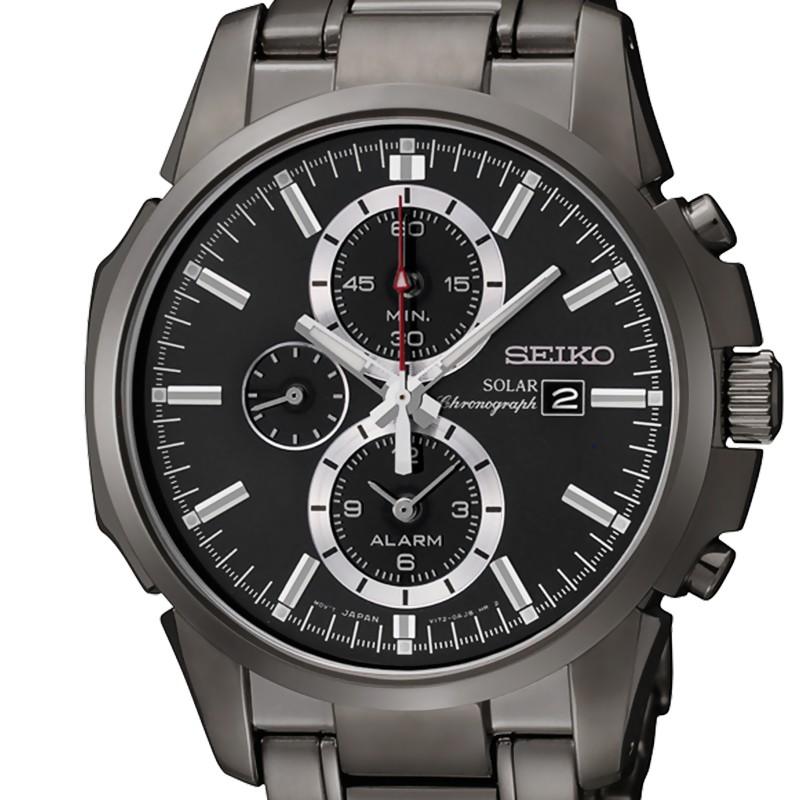 db81f0b59ee5 ... Reloj Hombre Cuarzo Solar Sport Chronographe SSC095P1 ...