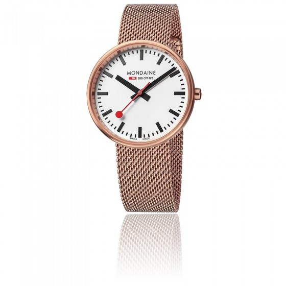 002b5bb5dc96 ... Mondaine Official Swiss Railways Watches. Reloj Mini Giant  A763.30362.22SBM