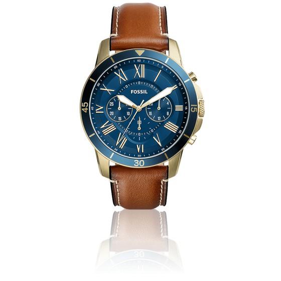 e2b0572682f6 Reloj Fossil Hombre modelo Grant Sport - Ocarat