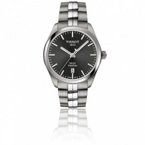Reloj Tissot PR 100 Titanium Quartz T1014104406100