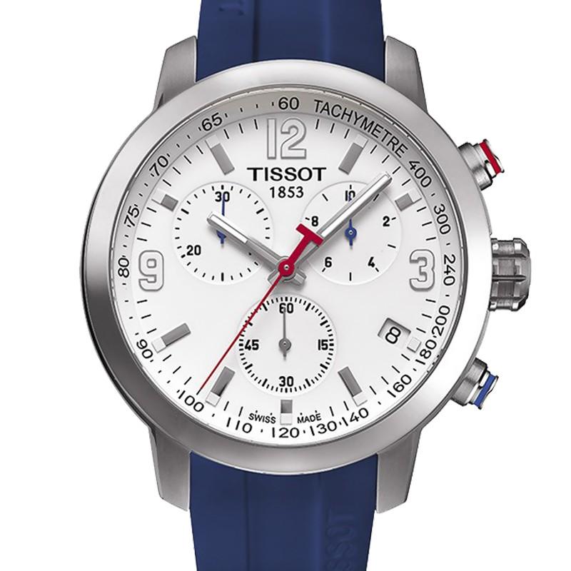 5b9bac55e48e Reloj Tissot PRC 200 Edición Especial Hockey T0554171701702 - Ocarat