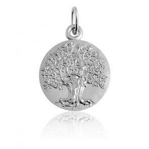 Colgante Árbol de la Vida raíz Plata