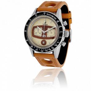 Reloj Rallygraf Cuero Camel YMHF1486