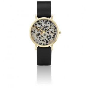 Reloj La Roche Petite Gold Dalmatian/Black CL40105