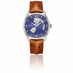 Reloj Automático Jazzmaster Open Heart H32705541