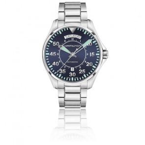 Reloj Khaki Field Day Date Auto H64615145