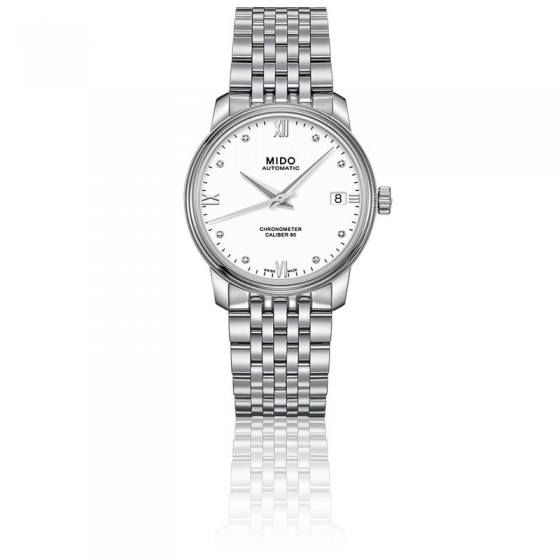 0c13e7b1a1ba Reloj de mujer Mido Baroncelli COSC M027.208.11.016.00 - Ocarat