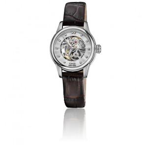 Reloj Artelier Skeleton Diamonds 01 560 7687 4019-07 5 14 70FC