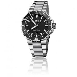 Reloj Aquis Date 01 733 7730 4154-07 8 24 05PEB