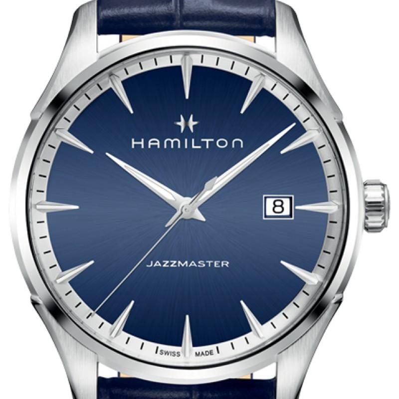 H32451641 Hamilton Reloj Jazzmaster Gent Quartz Ocarat A534RjLq