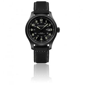 Reloj Khaki Field Titanium Auto H70575733