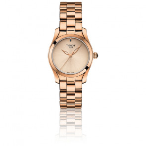 Reloj T-Wave Pink Gold - T1122103345100