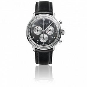 Reloj LZ129 Hindenburg Negro 7086-2
