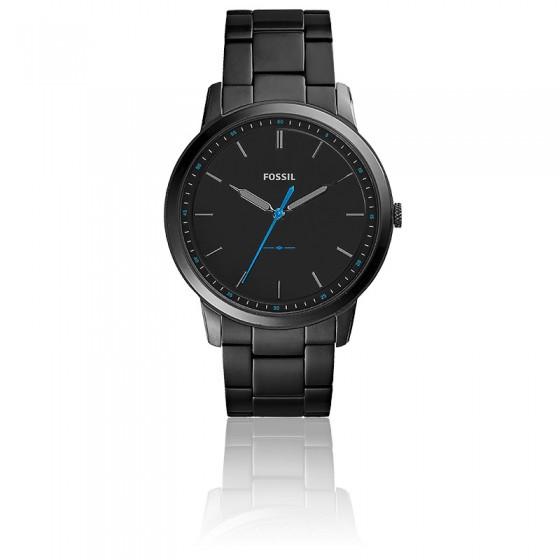 8b2af38164b8 Reloj Fossil hombre La Minimaliste negro FS5308 - Ocarat