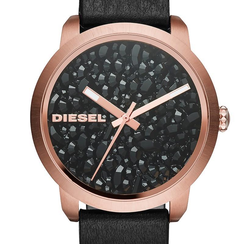 0afe7cd1dfee Diesel  Reloj Flare Rocks Negro DZ5520  Reloj Flare Rocks Negro DZ5520 ...