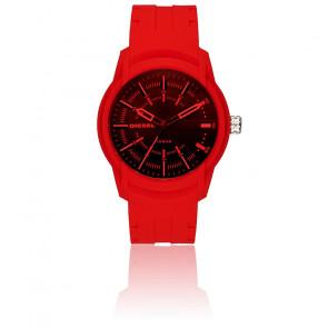 f4029770707e Diesel Reloj Armbar Rojo DZ1820