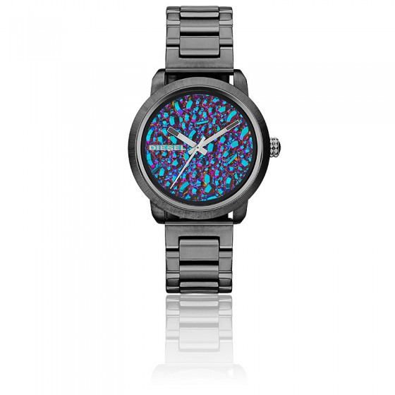 ffa8524fa80c En Stock Reloj Flare Rocks Azul DZ5428. Anterior. Diesel ...